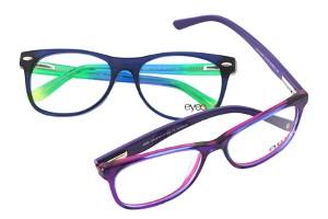 Wir Bauen unseren Angebot aus um die Fassungen der Marke eyeQ für Jugend