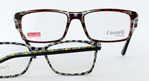 Acetate of renowned Mazzucchelli company in forseti PRESTIGE collection