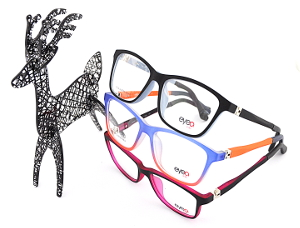 Spring news for young clients – eyeQ kids!